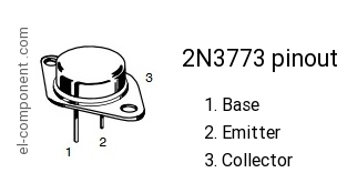 2n3773 also Index php further 490540584398703797 in addition 7C 7Ccircuits datasheetdir   7C305 7CBTA16 Pinout likewise Can I Wire The Two Sides Of A L293d Dual H Bridge Together If I Only Need One H. on transistor pin