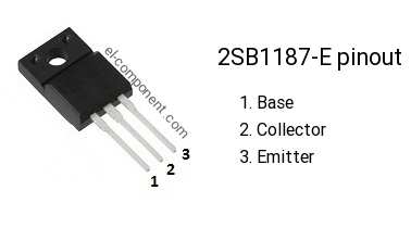2SB1187 TRANSISTOR-SEMICONDUCTOR 2SB1187 TO-220F