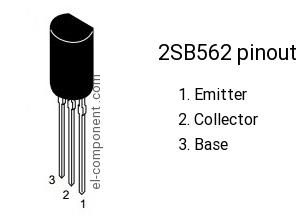2sb562 datasheet pdf datasheet4u. Com.