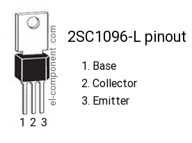 C1096 datasheet pdf inchange semiconductor.