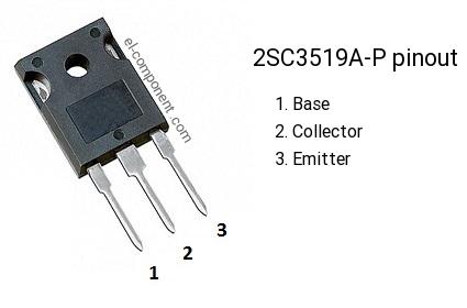 Datasheet) 2sc3519 pdf power transistors(15a/130w) (1-page).