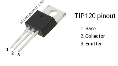 Tip120 transistor